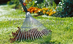 Грабли садовые, огородные, для уборки листьев