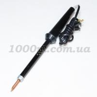 Паяльник 40 wt с чёрной пластмассовой ручкой