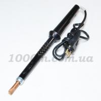 Паяльник 80 wt с чёрной пластмассовой ручкой