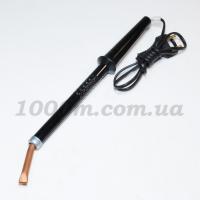 Паяльник 100 wt с чёрной пластмассовой ручкой