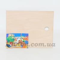 Доска розделочная для продуктов 26х32см