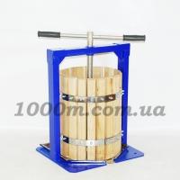 """Пресс для сока механический ручной деревянный """"Вилен"""" 20 литров"""