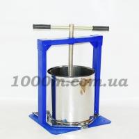 """Пресс для сока механический ручной """"Вилен"""" 15 литров"""