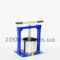 """Пресс для сока механический ручной """"Вилен"""" 6 литров"""