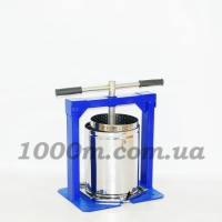 """Пресс для сока механический ручной """"Вилен"""" 10 литров"""