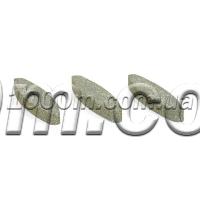 Брусок лодочка точильный шлифовальный камень кооп