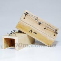 Мышеловка 2-я домик деревянная