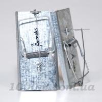 Мышеловка металлическая цинк