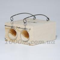 Мышеловка норка 2 деревянная