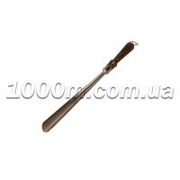 Ложка для обуви с деревянной ручкой 45 см