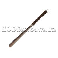 Ложка для обуви с деревянной ручкой 55 см