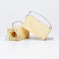 Мышеловка норка 1 деревянная