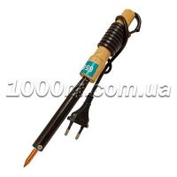 Паяльник 65 wt с деревянной ручкой