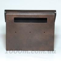 Почтовый ящик «Конверт» с замком