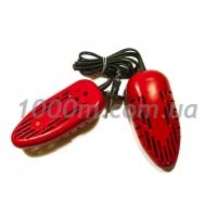 Сушилка для обуви электрическая 14 см Shine