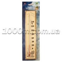 Термометр для сауны «Стеклоприбор» 30x6