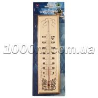 Термометр для сауны «Стеклоприбор» 30x8