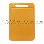 Доска разделочная пластик 14x21 см «Прямоугольник»