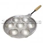 Форма для выпечки печенья «Сырные шарики» 7 шт
