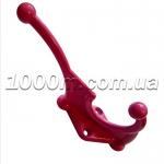 Крючки для одежды розового цвета