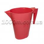 Кувшин пластиковый на 1 литр