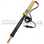 Паяльник 100 wt с деревянной ручкой