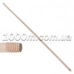 Ручка с деревянной резьбой для щетки Ø 24мм