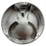 Тортовница разъемная «Заяц в круге»