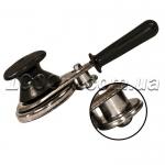 Закаточный ключ «Запорожье» полуавтомат никелированный